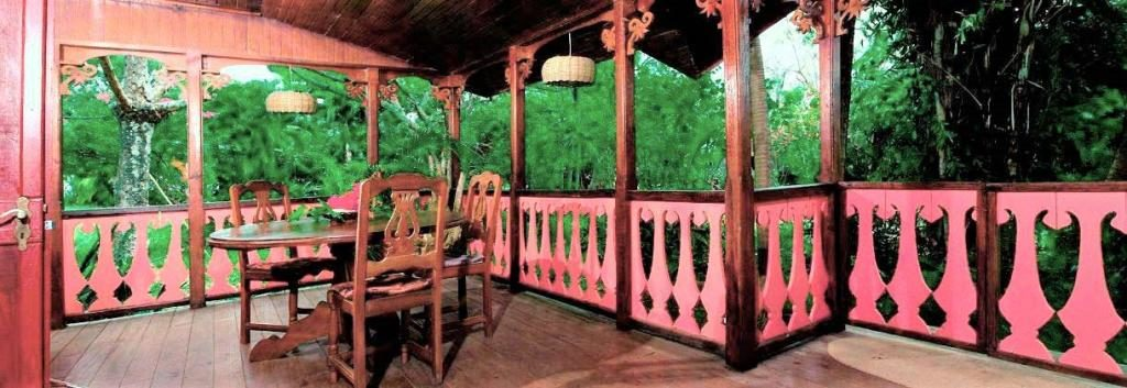 banyan st lucia bungalow veranda