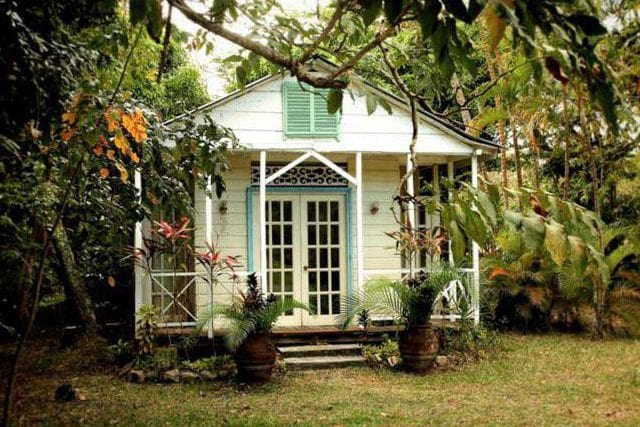 frangipani exterior balenbouche st lucia