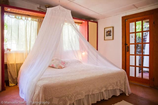 st lucia cottages almond bedroom