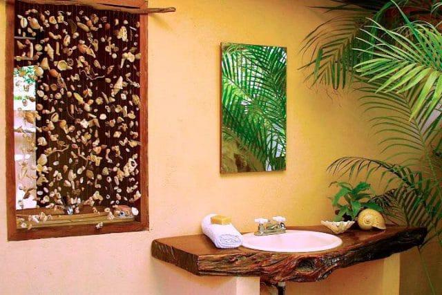 banyan bungalow drift wood sink