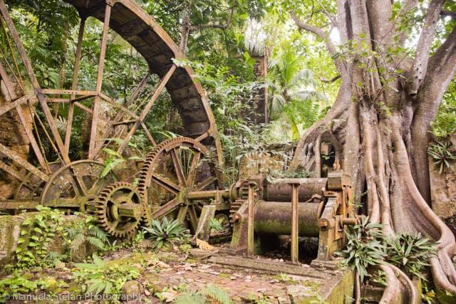 st lucia heritage tour balenbouche sugar mill