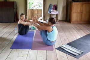 st lucia yoga class