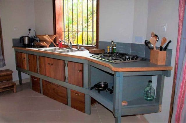 waterlily cottage kitchen