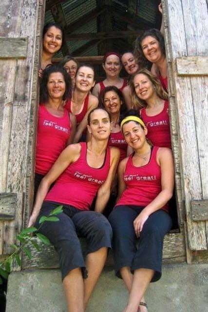 balenbouche st lucia retreat participants